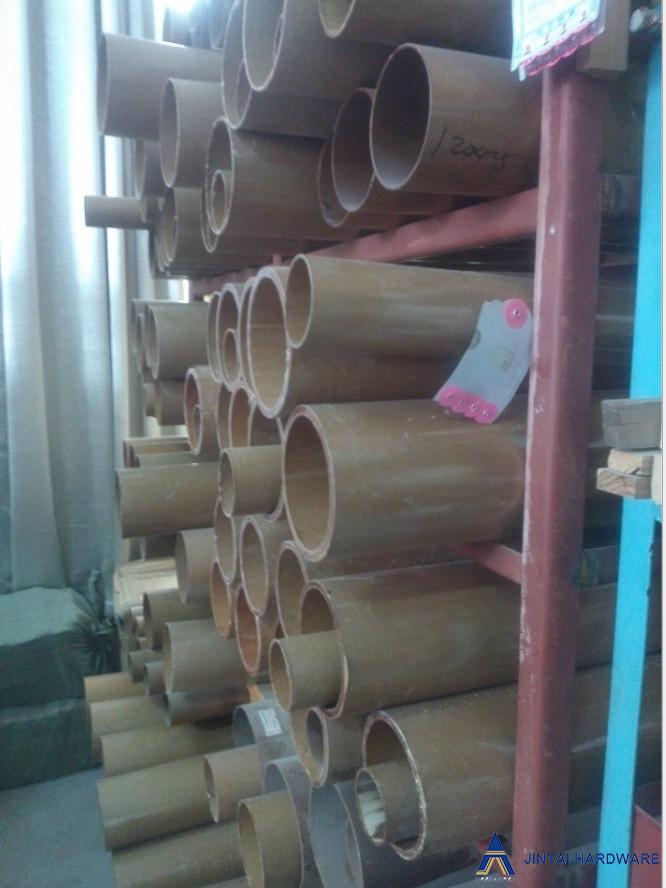 fabric phenolic semi-finished products (pipe)