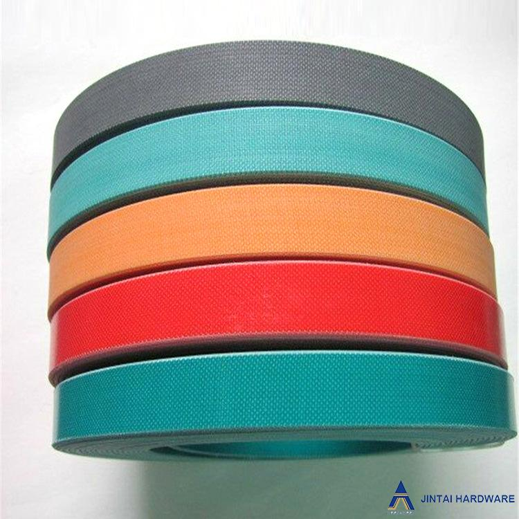 Fluorocarbon guide belts