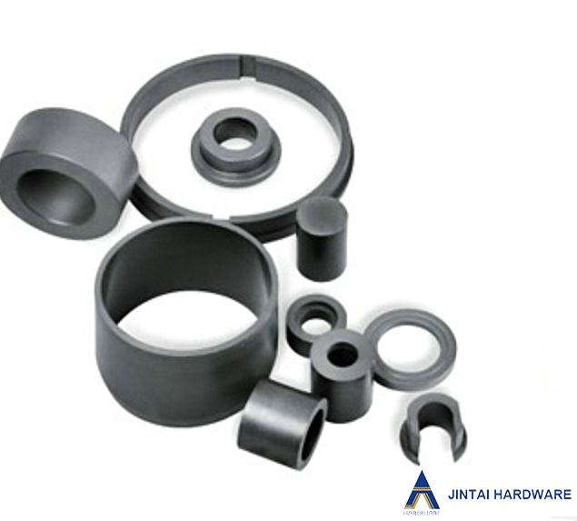 self-lubricating fluorine plastic bearings